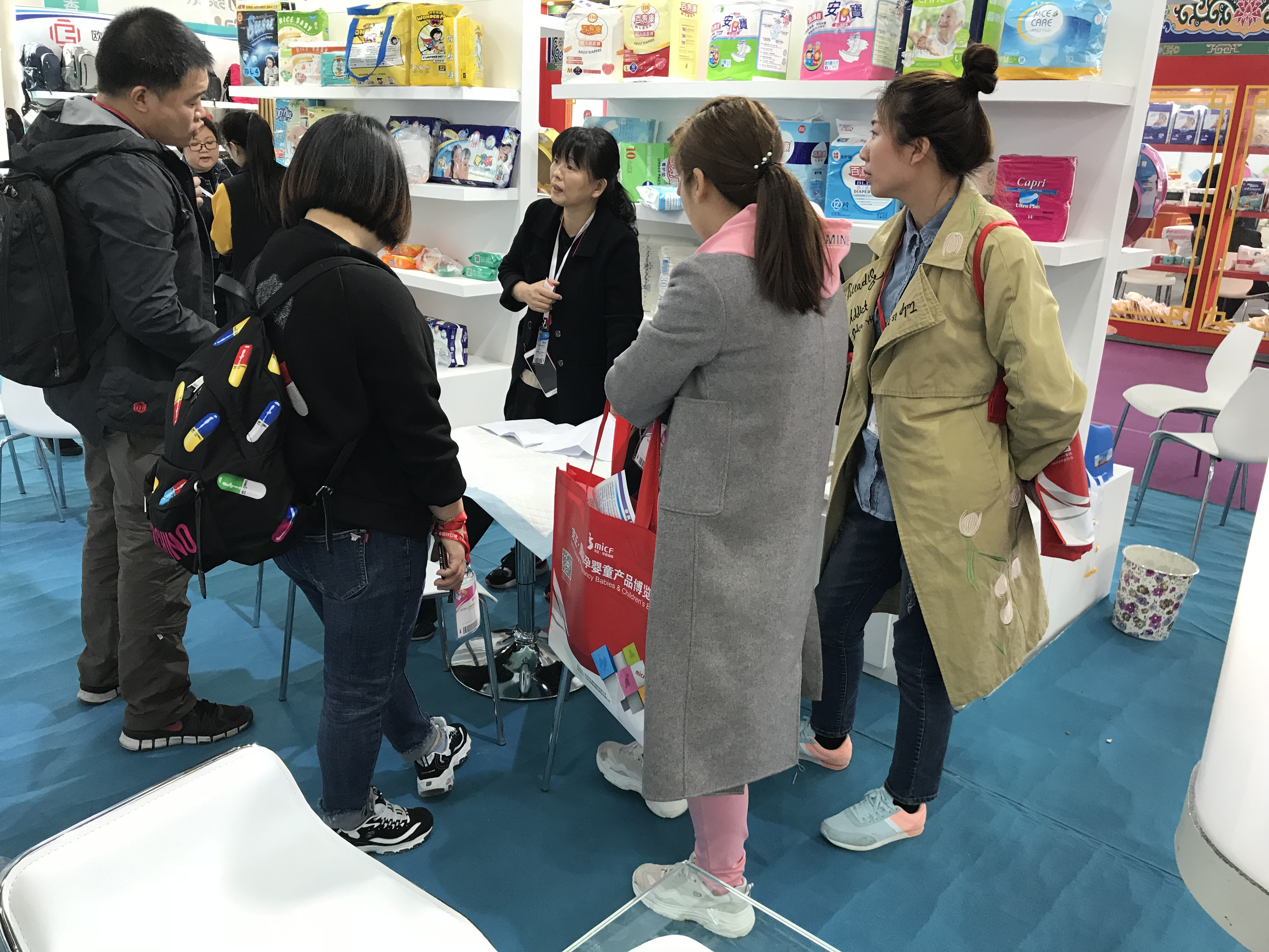 """The 27th Beijing Zhengzheng Maternity and Baby Products Expo-""""Hong Kong Pavilion"""""""